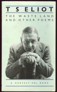 "T.S. Eliot ""Spring foe""?"